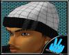 [LF] Plaidii Hat- White
