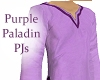 Paladin PJs Purple