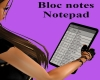 Notepad Bloc notes