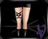 Pentagram Garter R