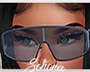 ṩ Puru Glasses Blu