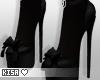 K|HeavenSent Black Heel