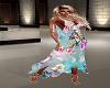 light blue spring dress