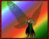 Crystal fae wings - gren