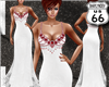 SD Rubies N Ice Gown