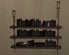 (K) Bookshelves coffee