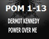 Dermot Kennedy Power ove