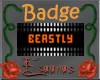 Beastly Badge