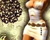 {a} SilkDress Ivory