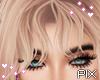 !!! Blonde Bangs