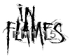 In Flames Pinball Map