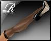 R™Stockings FF Noir/BL