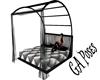 [IT] Slvr Canopy Bed GA