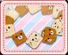 [N] Rilakkuma Cubes