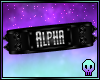Chrome Alpha Collar M