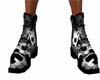 Skull Rave Boots