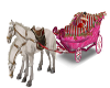 christmas candy carriage