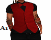 Stem Trendy Vest Red