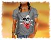! Pirate Skull Tee