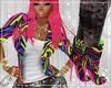 |C| Nicki Minaj Blazer