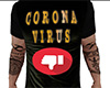 CoronaVirus Thumbs Down