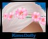 *KD* Virgo Flowers Crown