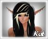 Kat   Loren black blonde