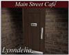 ~L~ Staff Door-Refect