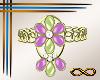 [CFD]Fiore Bracelet Set