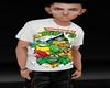 Kids Shirt  -TMNT
