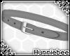 [H] Grey LL Tilted Belt
