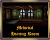 Medieval Hearing Room