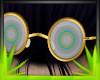 ✿| Carley Glasses Up M