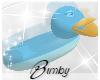 Duck Floaty Blue