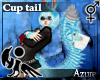[Hie] Azure cup tail