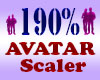 Resizer 190% Avatar
