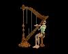 !ren! Clasic Floor Harp