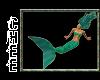 *Chee: Mermaid AquaBlue