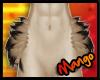 -DM- Aardwolf Thigh Tuft