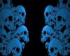 Blue Skull Swing