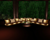 GoldBrown Sofa