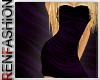 $R Royal Silk Dress