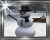! winter snowman.