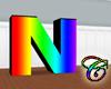 Rainbow N Animated