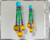 ~D~ S16 Boho Earrings