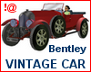 !@ Vintage car - Bentley