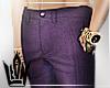 Formal pants Purp