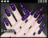 ◇Long Nails Stripe PL