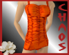 {C}RetroSwimsuit Orange