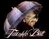 Umbrella Amethyst